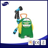 hose reel set 10 meter on wall