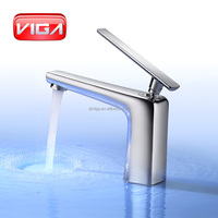 China factory single lever basin faucet solid 59 Brass mixer