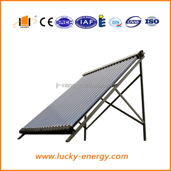 58mm 1800mm evacuated tube water heater solar collector