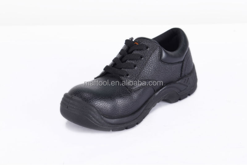 Rocklander workers black safety shoes
