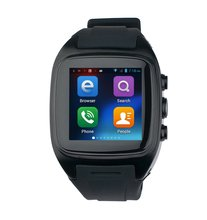 GPS Navigation watch phone 3G Wifi network bluetooth 4.0 android smart watch