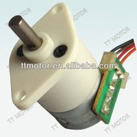 dc Stepping motor with 10mm gearbox for IP camera