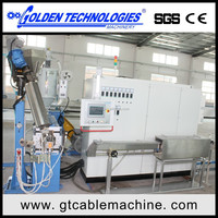 Flexible Wire Cable Extruding Machine Manufacturers