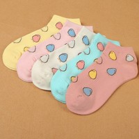 2015 wholesale girls cheapest socks , ankle socks