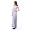 ITY fabric women summer long formal dresses ladies new model dress