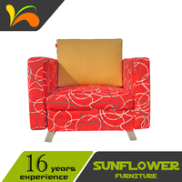 Trend stylefor house and hotel using folding sofa bed / sofa cum bed