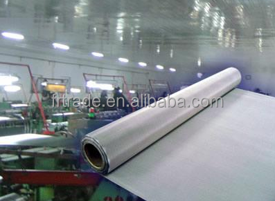 Well-know Ultra-thin Stainless Steel Wire Mesh