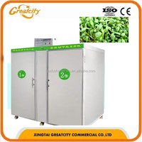 Factory Supply Automatic bean sprouts machine / Fodder sprouting machine