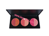 Factory price! 6 color natural blush , wholesale powder blush, long lasting, chemical powder blush, cosmetics for cheek