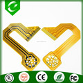FPC flex cable manufacturer J shape fpc cable for lcd panel