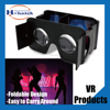 Foldable VR Glasses Portable VR Box