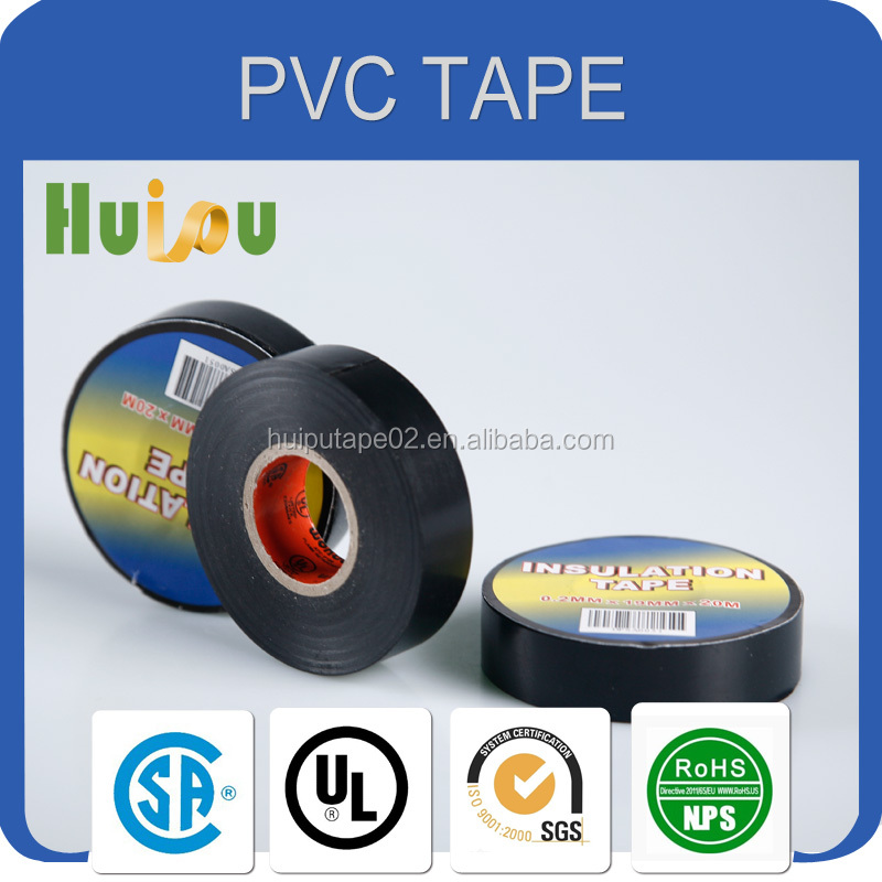 High performance insulating manufacturer pvc automtive tape