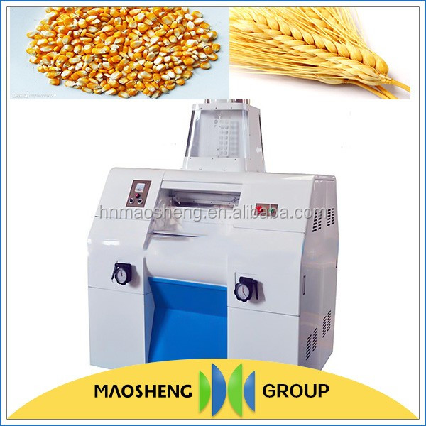 maize meal production process/Flour mill plant