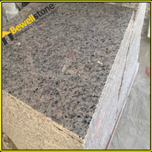 Outdoor building retaining wall tiles material tiger skin red granite