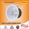 anti-glare led downlight 43W cob led light 8 inch led chip on board