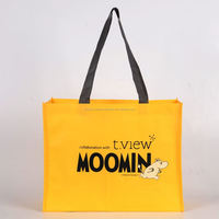 Most popular special design foldable shopping non woven bag fast delivery