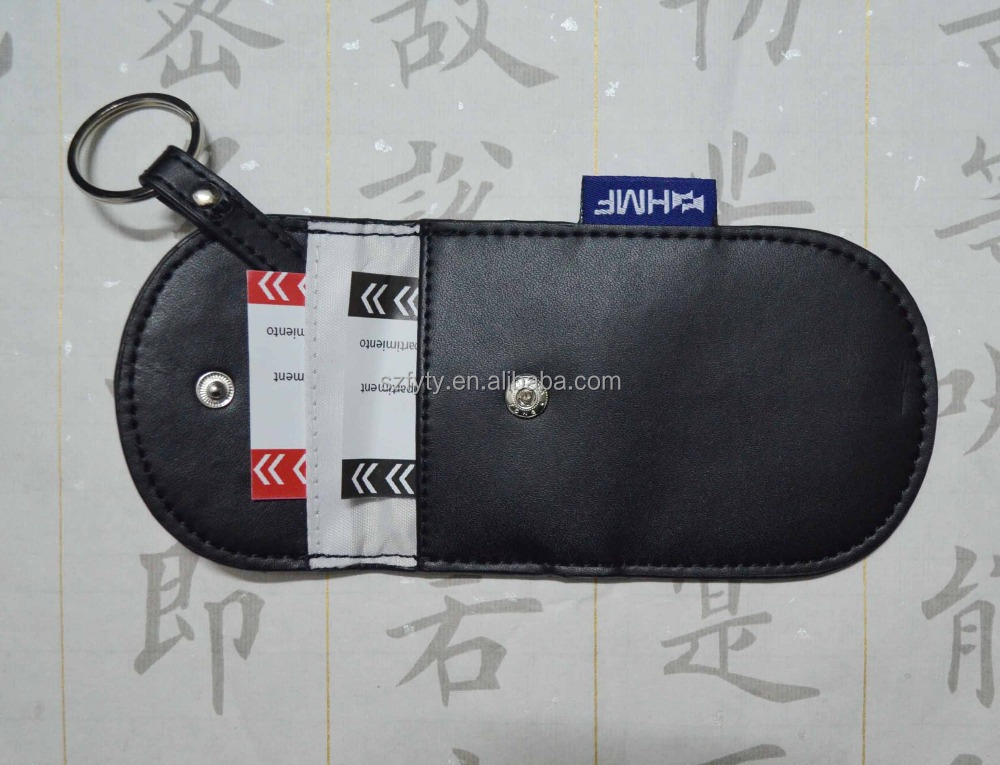 Key Fob holder RFID Signal Blocking Bag