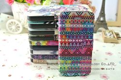 Custom Made PU Leather Printed Wallet Card Holder Flip Mobile Phone Bags Cases Cover for iPhone 5 5S