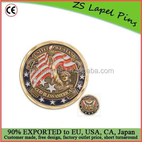 Custom Collectible We The People Coin by Eagle Crest