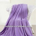 plain dyed wholesale coral fleece blanket manufacturer