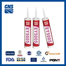 grey glass sealant retaining compound/adhesive/sealant for large clearance