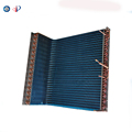 Manufacturers custom air conditioning 1.5P double row hydrophilic sheet condenser