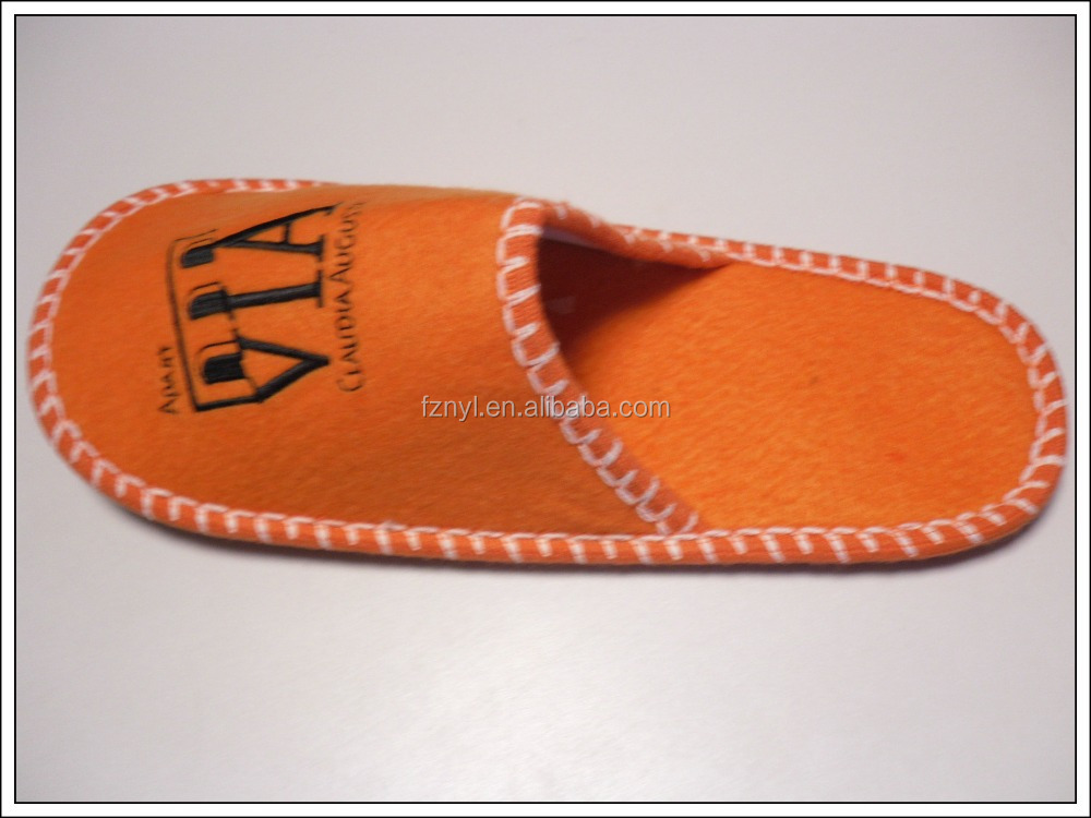 close toe disposable slippers, terry towel hotel used flip flops
