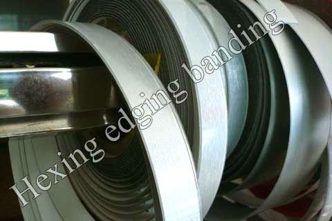 Brush PVC Lipping Edging STRIP For Kitchen Cabinet