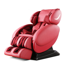 Small Electronic Air Pressure Massage Chair With Rolling Balls