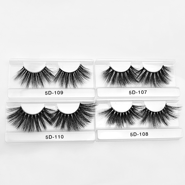 Wholesale 25mm 27mm High Quality Cruelty Free Lashes Real Siberian Mink 3D Private Label Mink Eyelashes