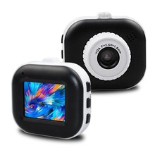 Cheap mini size waterproof dash cam with adjustable view angle