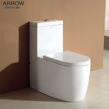 Mobile toilets for sale White plastic bowl China portable toilet ARROW AB1243