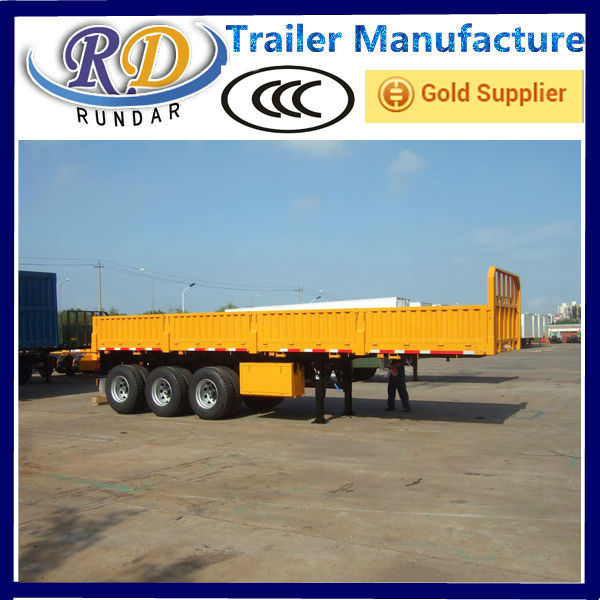 High quality classical cargo trailer 20315 china import direct