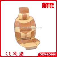 Wholesale new china products adult velvet car seat cushion