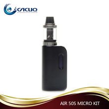 2017 South Korea Hotsale Electronic Cigarettes 50W Starter Kit 1400mAh SMOKJOY Air 50S Micro Kit