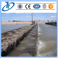 High quality gabion mesh with low cost