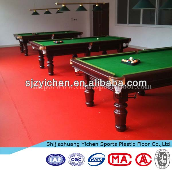 Multi-purpose sports court flooring,table tennis sport surface