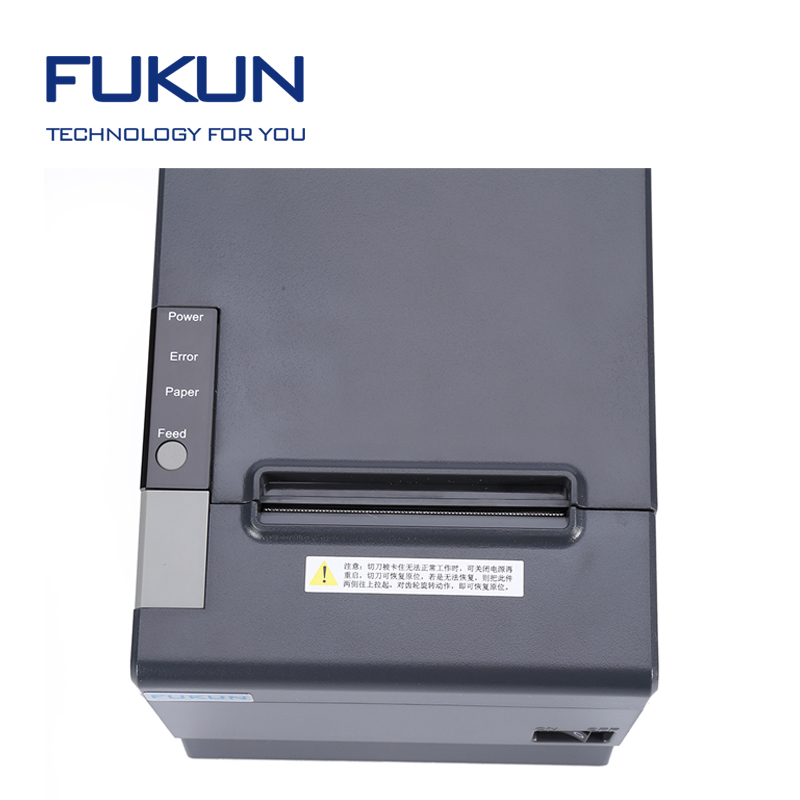 auto cutter 80mm wifi cloud thermal pos receipt printer