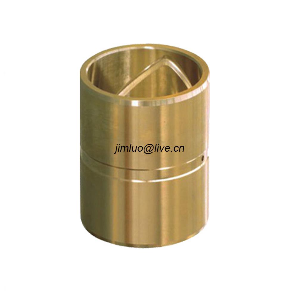 Self-Lubricating Composite Roulement Bague Manche Fritté Bronze Bagues