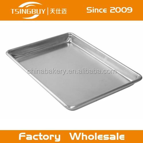 Aluminum sheet pan/ aluminum full sheet pan/full size aluminum sheet pan 18 x 26