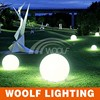 led ball light outdoor, led big garden ball light