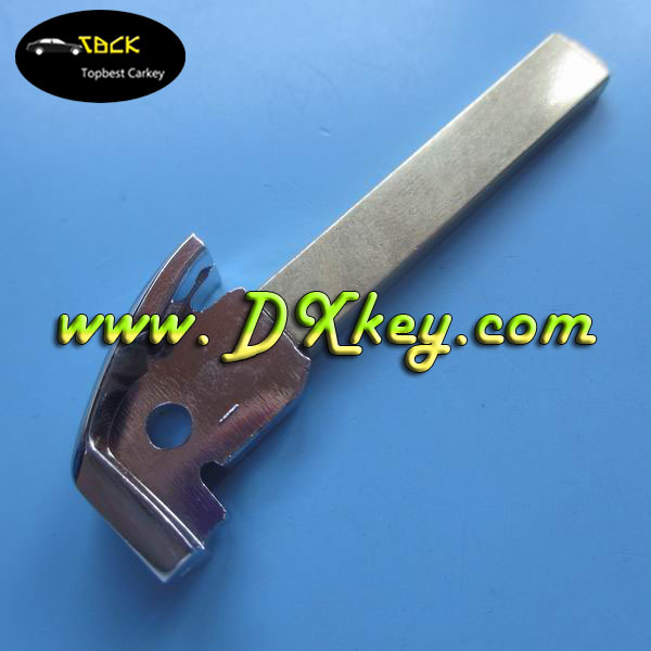 emergency key blade for Peugeot and DS5 smart key blade citroen VA2 key
