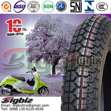 Airless scooter tire 3.50-8 colored motorcycle tire.