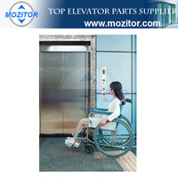 Patient Transfer Electric Lift Single Person Hospital Medical Elevator Bed