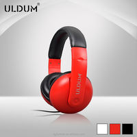 2014 Hot Sell High Quality Silent Disco Wireless Stereo Headphones Work on PC and Mac Phone Headset ROHS CE Certified
