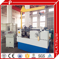 Large size thread rolling machine for pitch 1-15mm