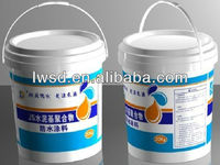 JS Polymer Concrete Waterproofing Coating