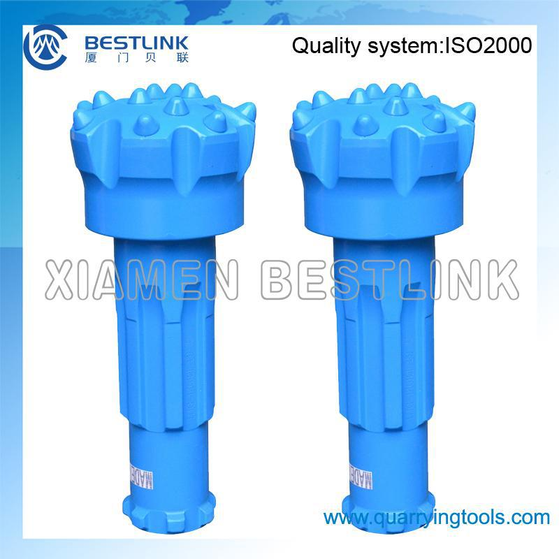 Popular deep rock well drilling bit for stone quarry