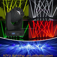 New products Large lens and double prism can be choosen 5r beam 200 mini moving head used stage lighting for sale