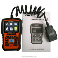 Hot sale Foxwell NT301 CAN OBDII/EOBD Code Reader eobd obd-ii obd2 engine diagnostic scan tool OEM order supported
